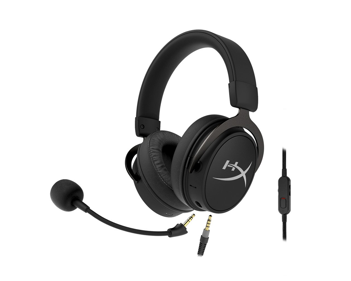 Cloud Mix Gaming Headset i gruppen Computertilbehør / Headset & Lyd / Gaming headset / Kablet hos MaxGaming (1000017)