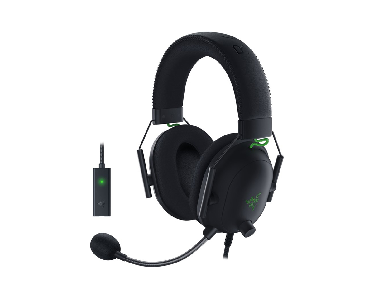 Blackshark V2 Gaming Headset i gruppen Computertilbehør / Headset & Lyd / Gaming headset / Kablet hos MaxGaming (100020)