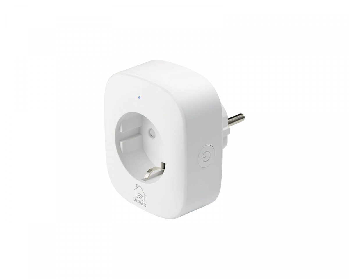 Smart Plug WiFi Plus i gruppen Hjem & Fritid / Smart Hjem / Smart Strøm hos MaxGaming (100087)
