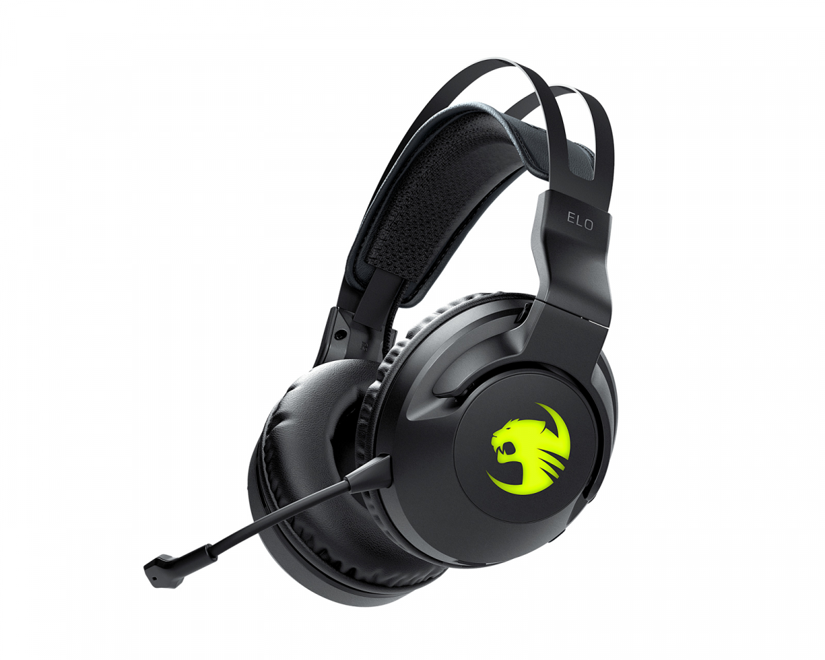 ELO 7.1 AIR Headset i gruppen Computertilbehør / Headset & Lyd / Gaming headset / Trådløse hos MaxGaming (1001015)