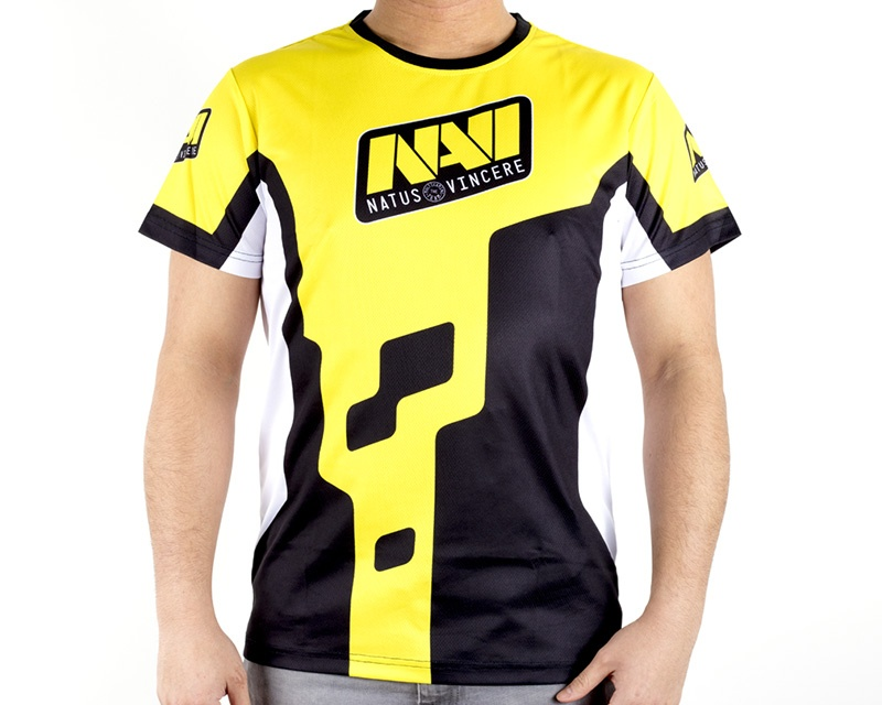 Player Jersey 2017 - Clean Version i gruppen Tøj / Team store / Natus Vincere hos MaxGaming (10096)