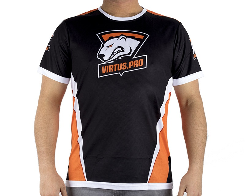 Player Jersey 2017 - Clean Version i gruppen Tøj / Team store / Virtus.pro hos MaxGaming (10097)