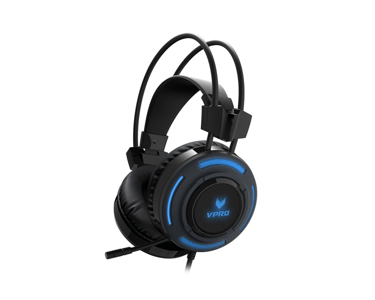 VH200 Gaming Headset i gruppen Computertilbehør / Headset & Lyd / Gaming headset / Kablet hos MaxGaming (11879)