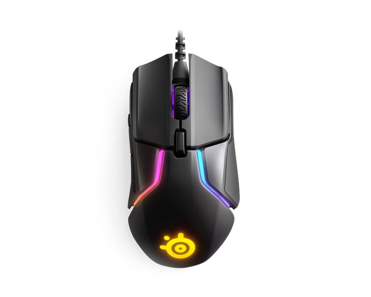 Rival 600 Gaming Mus i gruppen Computertilbehør / Computermus & Tilbehør / Gaming mus / Kablet hos MaxGaming (11921)