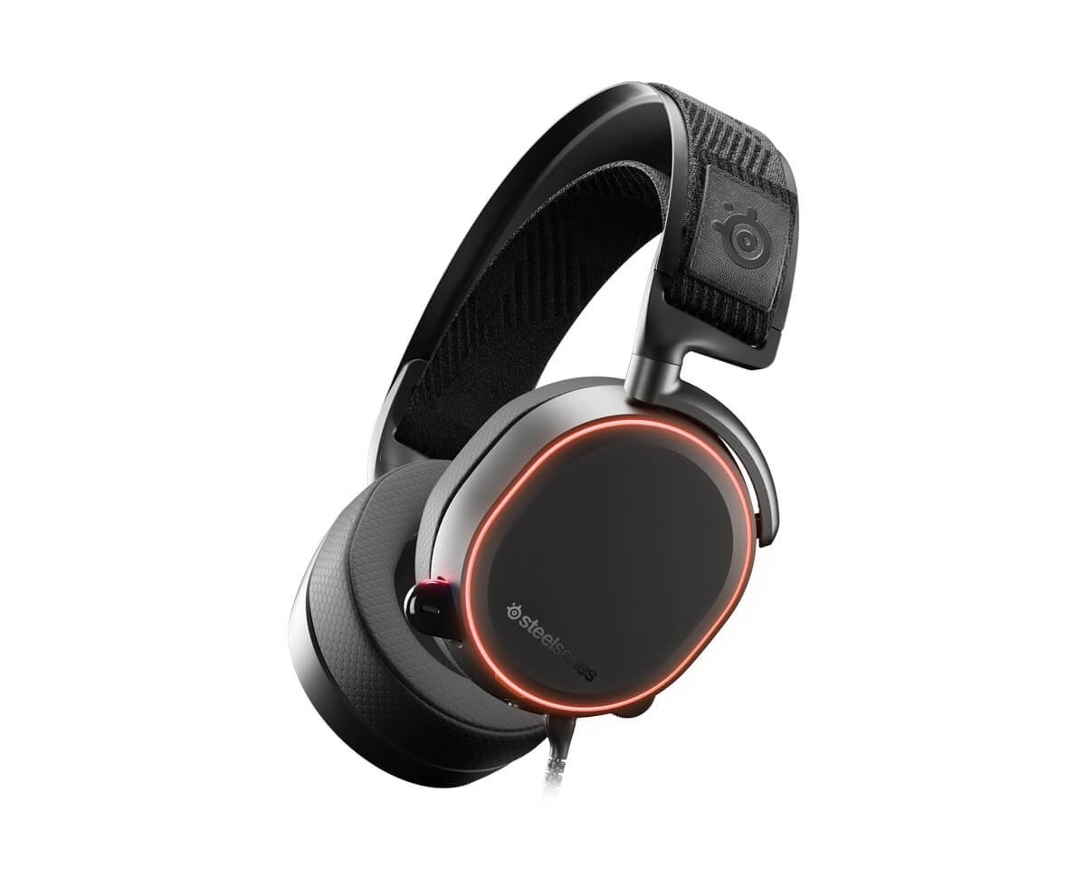 Arctis Pro Gamingheadset i gruppen Computertilbehør / Headset & Lyd / Gaming headset / Kablet hos MaxGaming (12178)