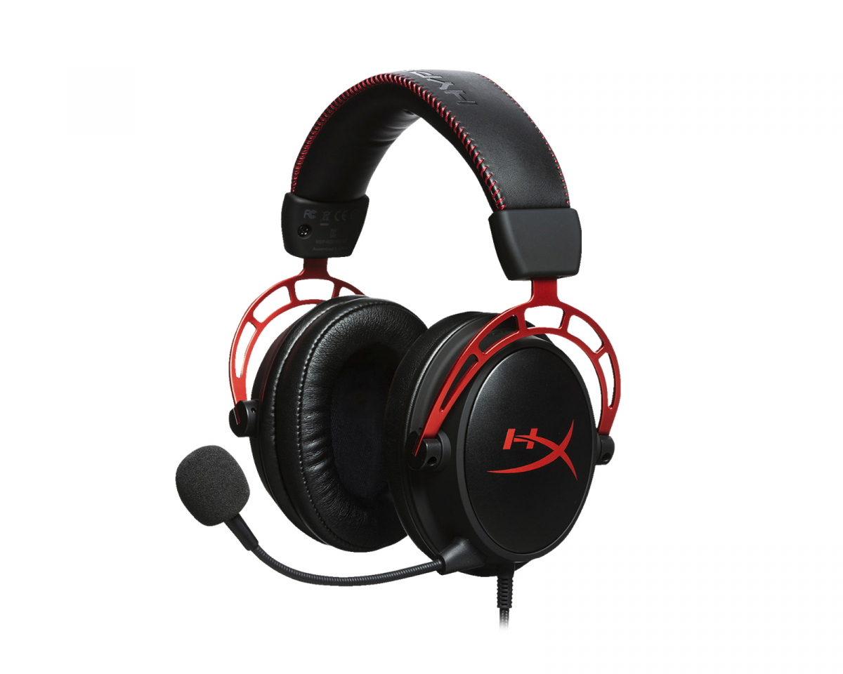 Cloud Alpha Pro Gaming Headset i gruppen Computertilbehør / Headset & Lyd / Gaming headset / Kablet hos MaxGaming (12569)
