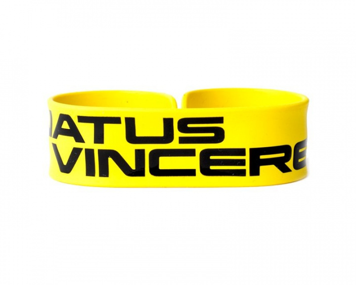 Silicone Slap Wristband i gruppen Tøj / Team store / Natus Vincere hos MaxGaming (10078)
