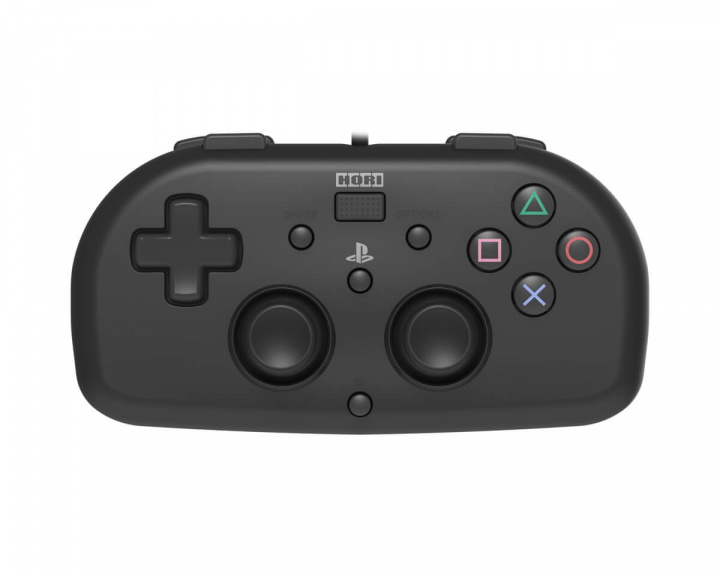PS4 Mini Gamepad Sort i gruppen Konsol / Playstation / PS4 Tilbehør / Kontroller hos MaxGaming (11653)