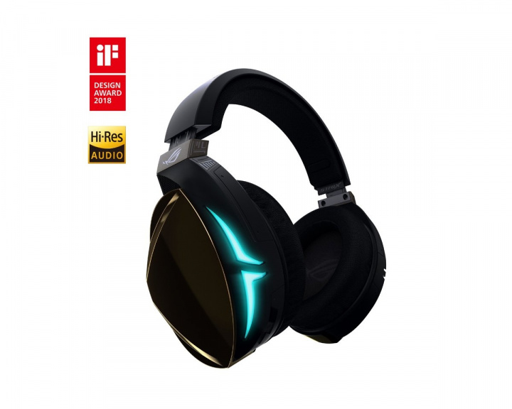 ROG Strix Fusion 500 RGB 7.1 Gaming Headset i gruppen Konsol / Playstation / PS4 Tilbehør / Headsets hos MaxGaming (12011)