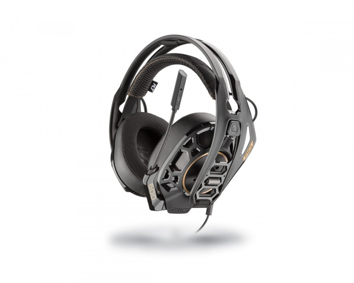 RIG 500PRO HC Dolby Atmos Headset (PS4/Xbox One) i gruppen Computertilbehør / Headset & Lyd / Gaming headset / Kablet hos MaxGaming (12525)