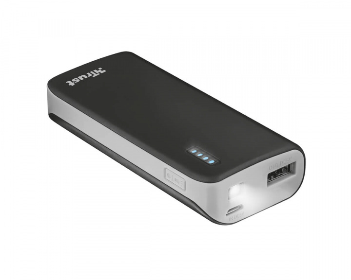 Powerbank Primo 4400mAh i gruppen Mobiltilbehør / Power Bank hos MaxGaming (13066)