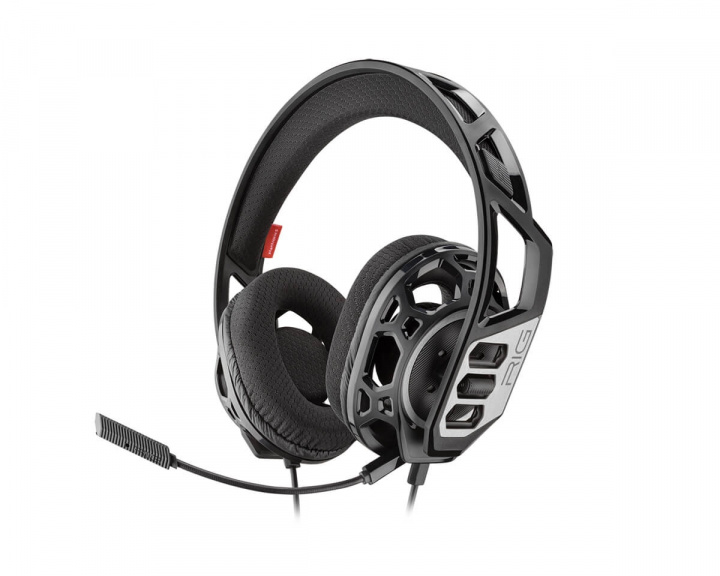 RIG 300HC Switch Hovedtelefoner i gruppen Computertilbehør / Headset & Lyd / Gaming headset / Kablet hos MaxGaming (13290)
