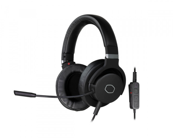 MH752 7.1 Gaming Headset i gruppen Konsol / Playstation / PS4 Tilbehør / Headsets hos MaxGaming (13864)